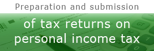 ICLC: preparation and submission of  tax returns on personal income tax