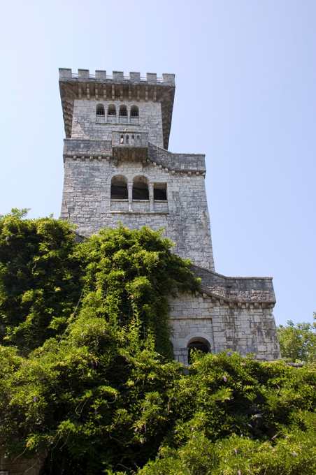 Tower on the Mount Akhun